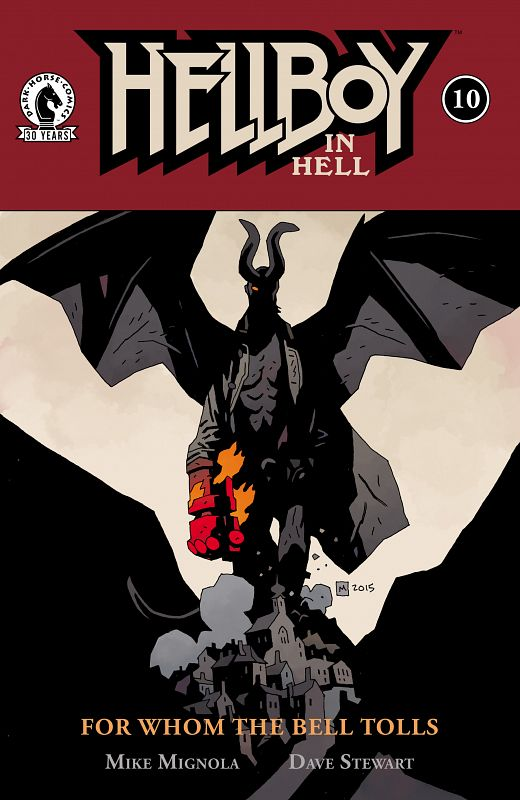 Hellboy in Hell #1-10 (2012-2016) Complete