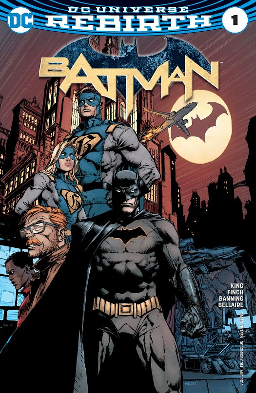 Batman v3 #1-25 + Special + Annual (2016-2017)