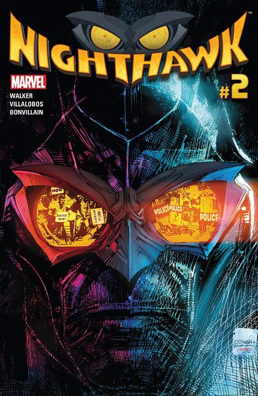 Nighthawk #1-6 (2016)