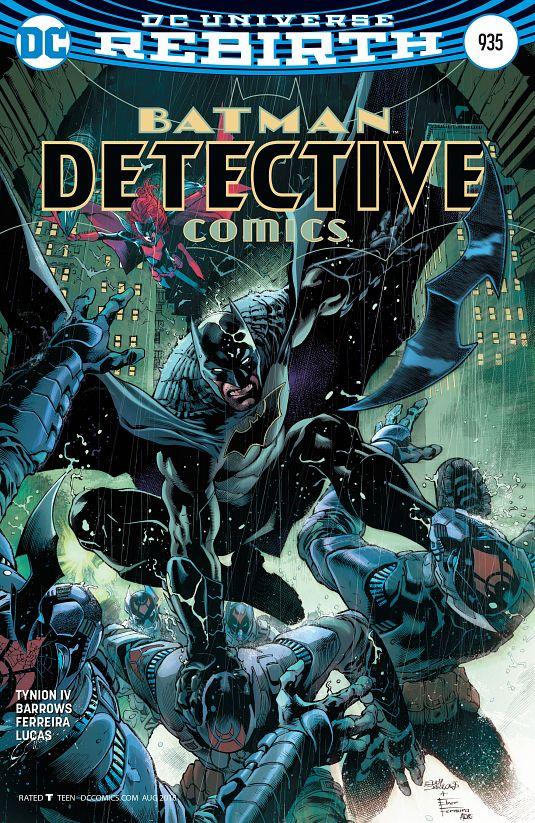 Detective Comics 934-951 (2016-2017)