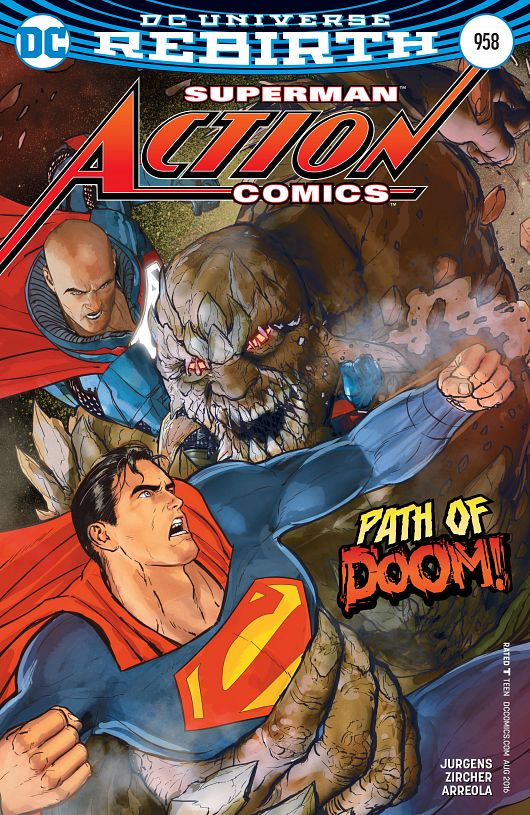 Action Comics 957-976 (2016-2017)
