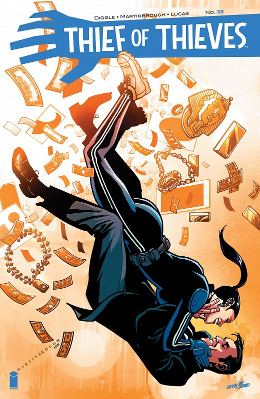Thief of Thieves #1-43 (2012-2019)