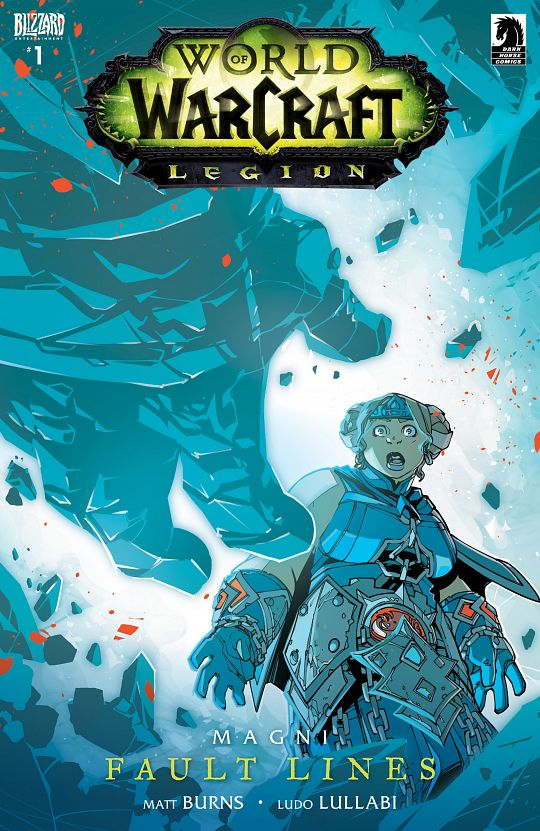 World of Warcraft - Legion #1-4 (2016)