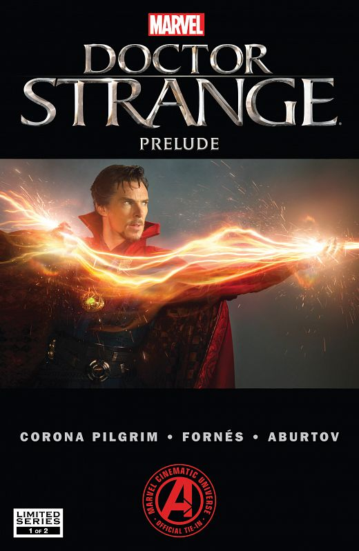 Marvel's Doctor Strange Prelude #1-2 (2016) Complete