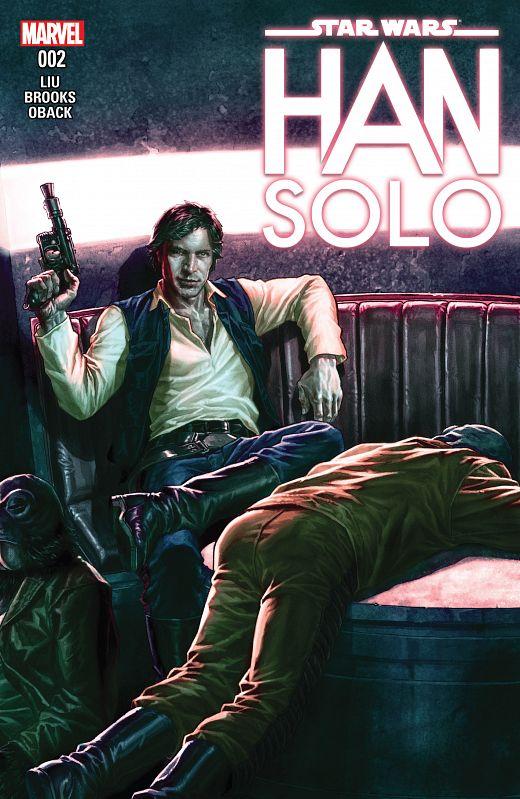 Han Solo #1-5 (2016) Complete