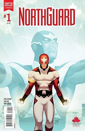 Northguard #1-4 + Season Two #1-4 (2016-2017)