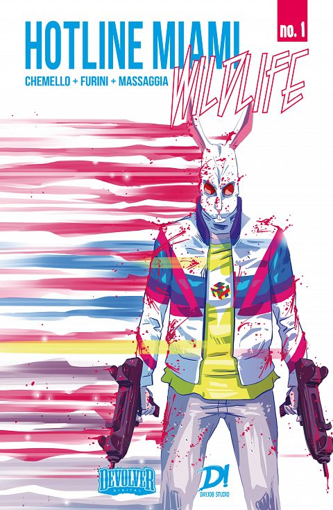 Hotline Miami - Wildlife #1-8 (2016) Complete