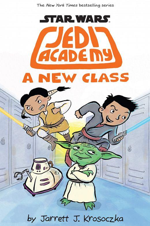Star Wars - Jedi Academy v04 - A New Class (2016)