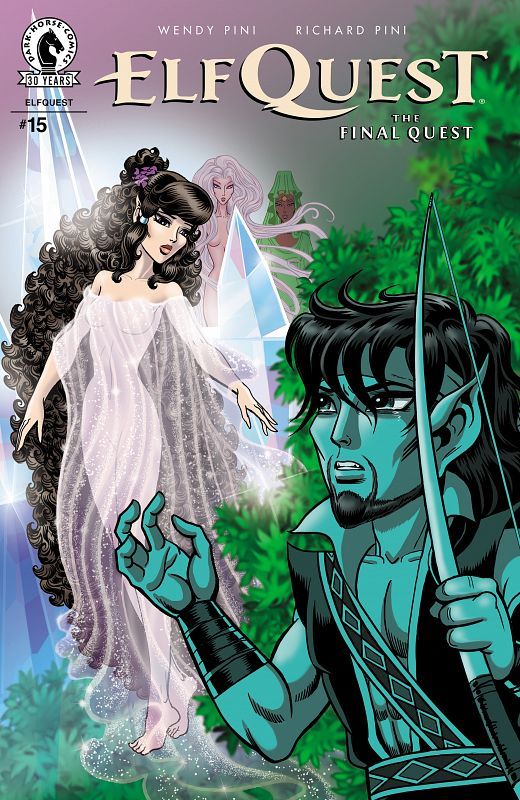 Elfquest - The Final Quest #1-18 + Specials (2014-2017)