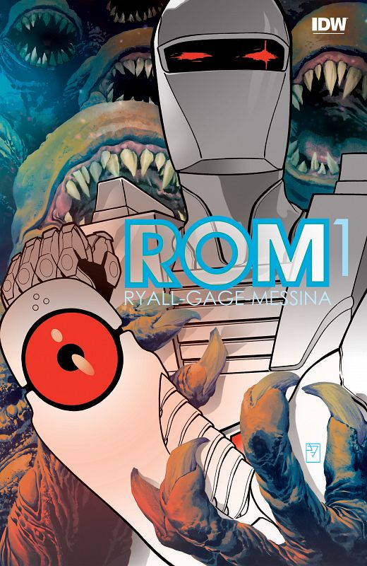 ROM #0-14 + Annual (2016-2017) Complete