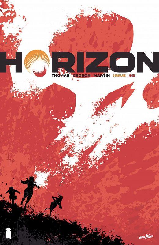Horizon #1-16 (2016-2017)