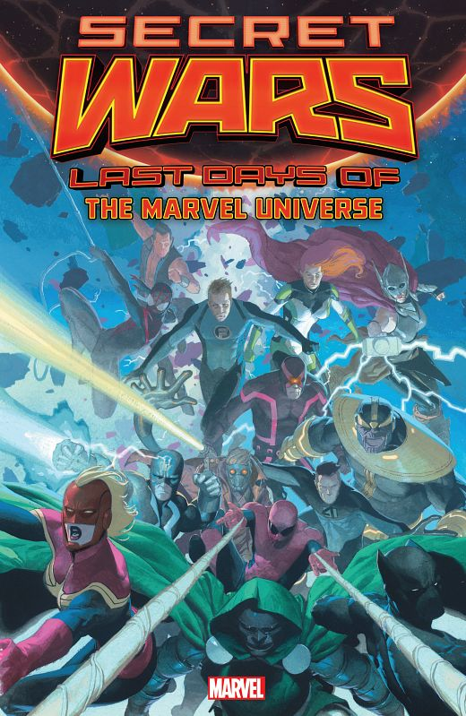 Secret Wars - Last Days of the Marvel Universe (2016)