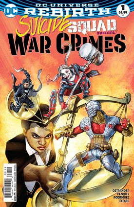 Suicide Squad Special - War Crimes 001 (2016)