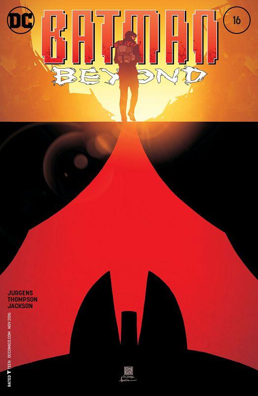 Batman Beyond Vol.5 #1-16 (2015-2016) Complete