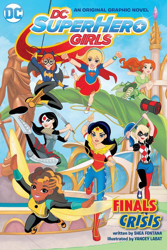 DC Super Hero Girls - Finals Crisis (2016)