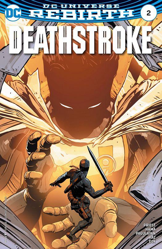 Deathstroke #1-13 (2016-2017)