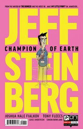 Jeff Steinberg #1-6 (2016-2017)