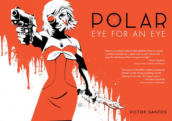 Polar v02 - Eye for an Eye (2015)