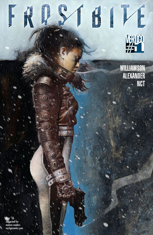 Frostbite #1-6 (2016-2017) Complete