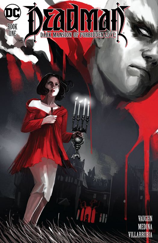 Deadman - Dark Mansion of Forbidden Love #1-3 (2016-2017) Complete