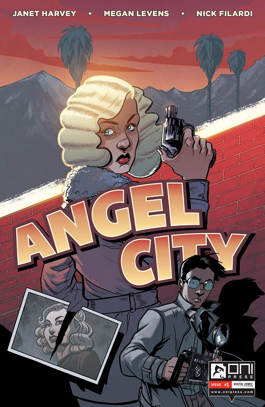 Angel City #1-6 (2016-2017)