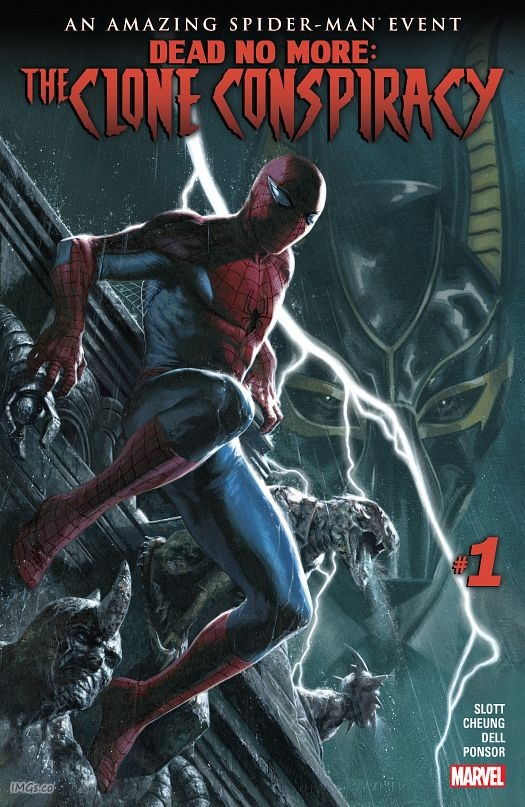 The Clone Conspiracy #1-5 + Omega (2016-2017) Complete