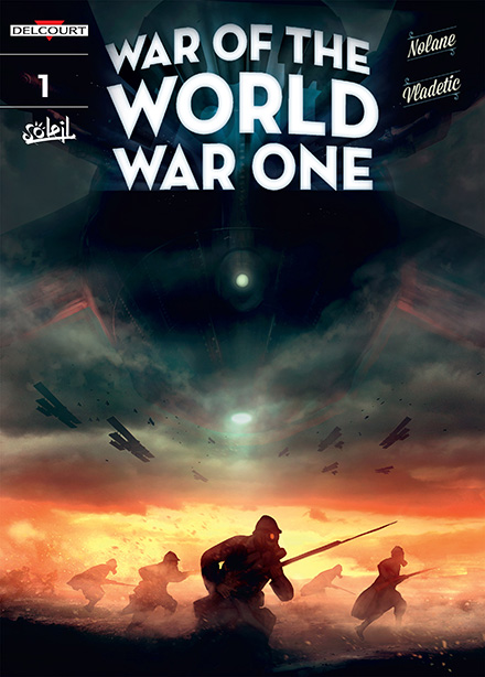 War of the World War One v01-v03 (2016-2019)