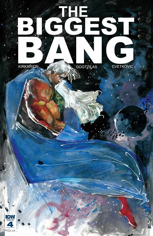 Biggest Bang #1-4 (2016) Complete