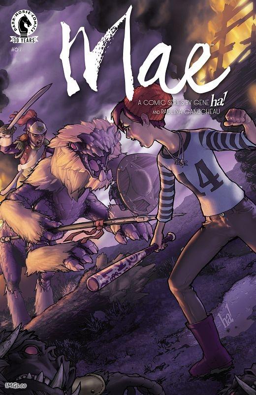 Mae #1-9 (2016-2018)
