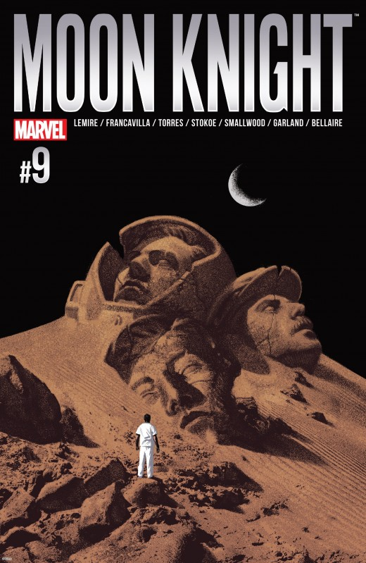Moon Knight Vol.8 #1-14 (2016-2017) Complete
