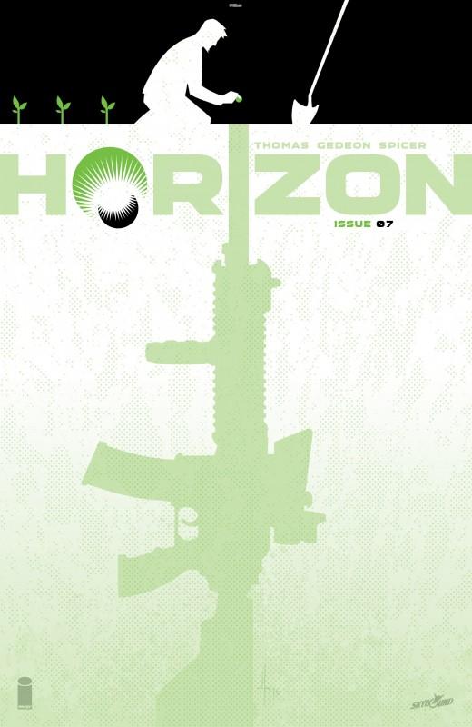 Horizon #1-18 (2016-2018) Complete